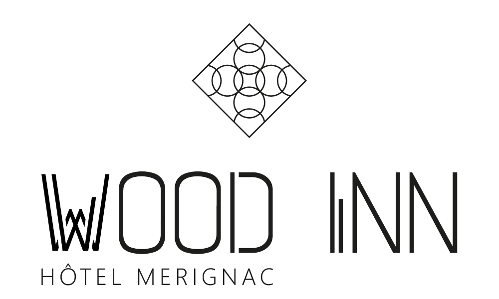 logo hotel bordeaux, identite visuelle, graphiste bordeaux, graphiste gironde, creation logo, design logo, supports de communication