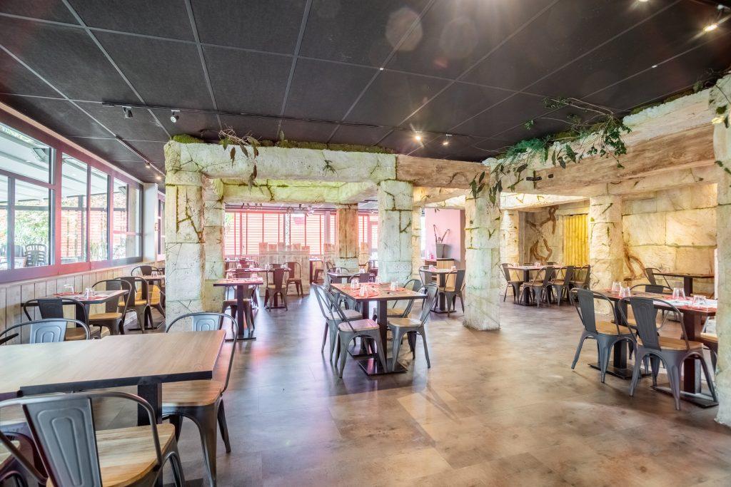 aménagement restaurant gujan mestras