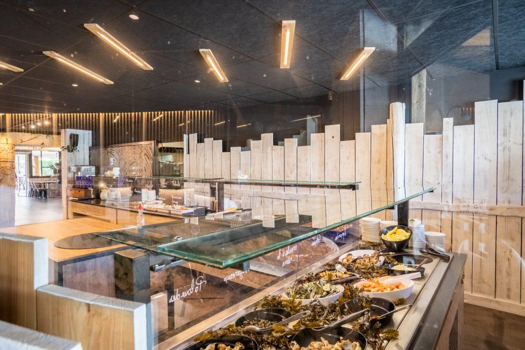 relooking restaurant bassin d'arcachon
